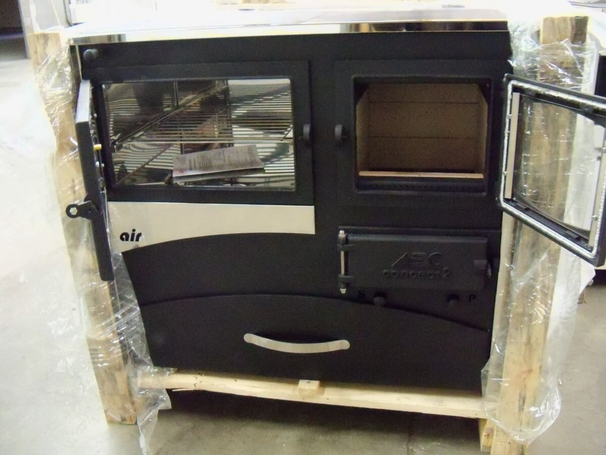 Concept 2 Air Wood Burning Cook Stove Sopka Inc