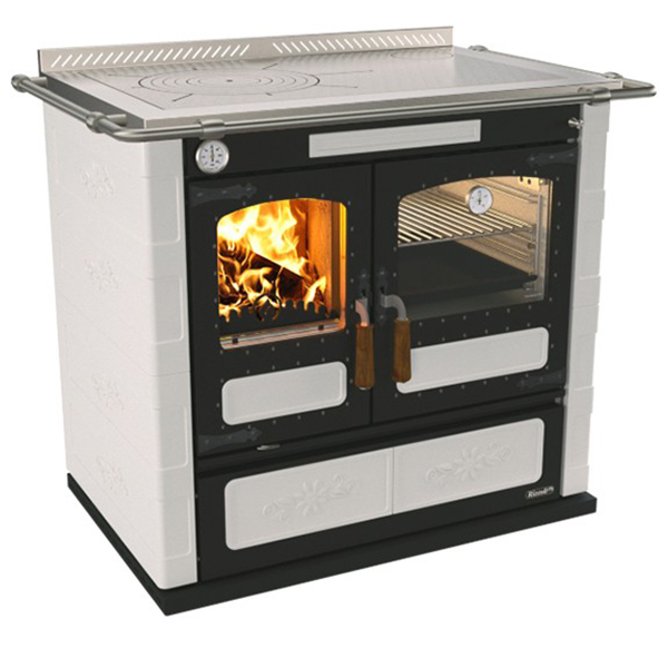 rizzoli lt90 hydro thermo wood cook stove