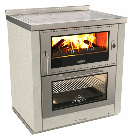 rizzoli ml80 wood burning cook stove sopka
