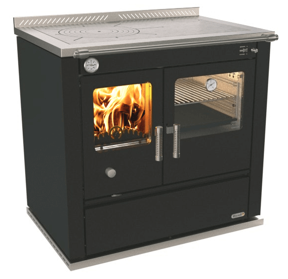rizzoli st90 wood hydro cook stove