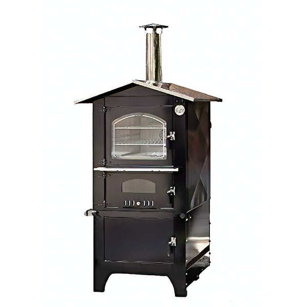 Jolly KJE 6048 outdoor pizza oven