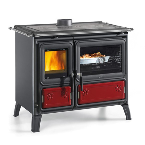 La Nordica Milly Wood Burning Cook Stove
