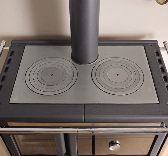 la nordica rosa xxl wood cook stove